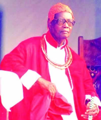 Oba-Erediauwa